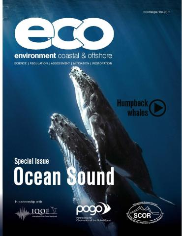 IQOE Lead Article in ECO Magazine Special Issue on Ocean Sound